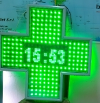 LED CROSS  70 х 70 см
